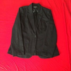 Forever 21 Blazer Office Jacket 1X